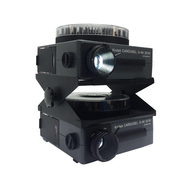 Kodak SAV Slide Projector Double Stacker | Accessories