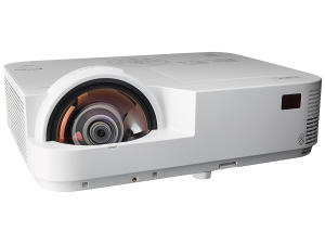 NEC M333XS 3300 Lumens XGA Short Throw Projector